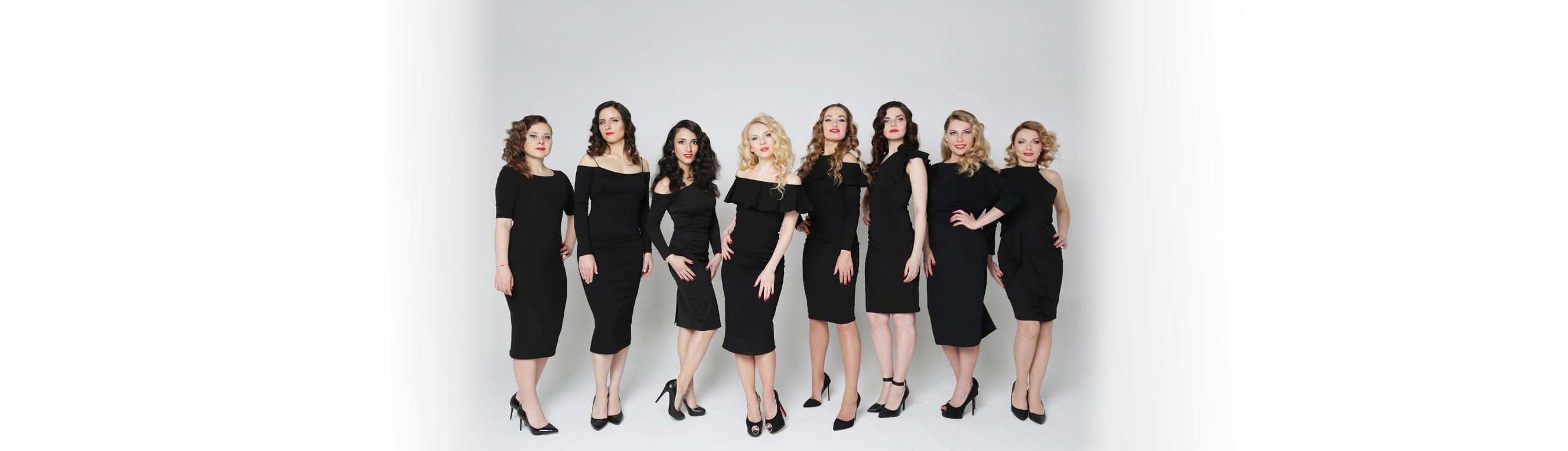 Выступление кавер-группы Women's band Ш.И.К.